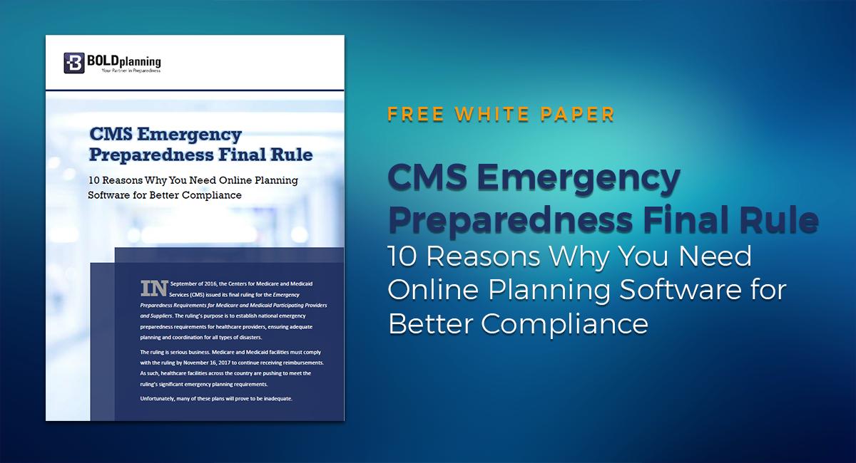 Emergency Preparedness  Healthcare Business Specialists