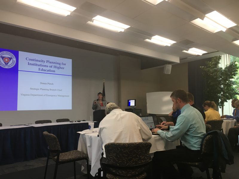 BOLDplanning Attends Emergency Management in Higher Education Conference