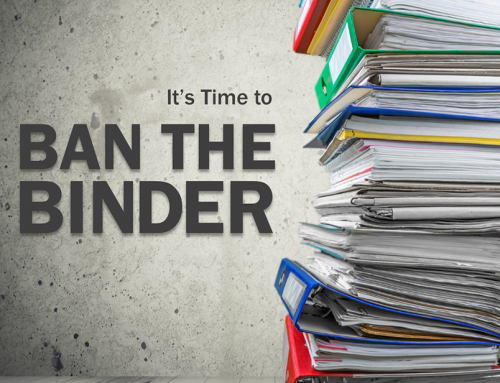 Ban the Binder: Five Reasons to Automate Your Emergency Response and Hazard Mitigation Plans