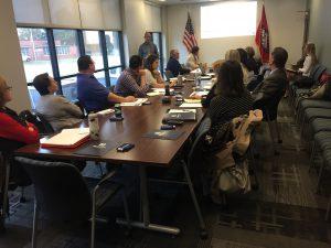 BOLDplanning Stakeholder Meeting for Arkansas Mitigation