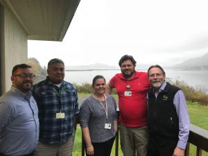 Preparedness Workshop with Southeast Alaska Regional Health Consortium