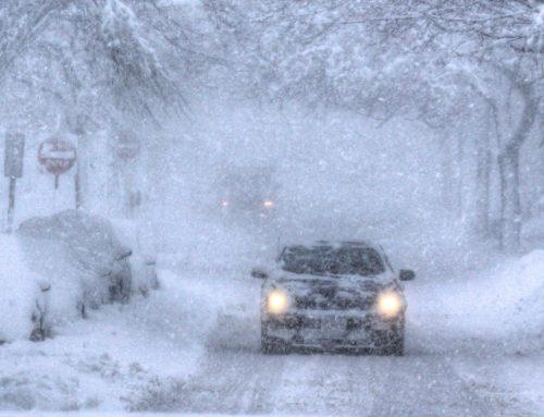 Rain, Hail, Ice, Sleet and Snow: Precipitation Matters to Organizational Resilience