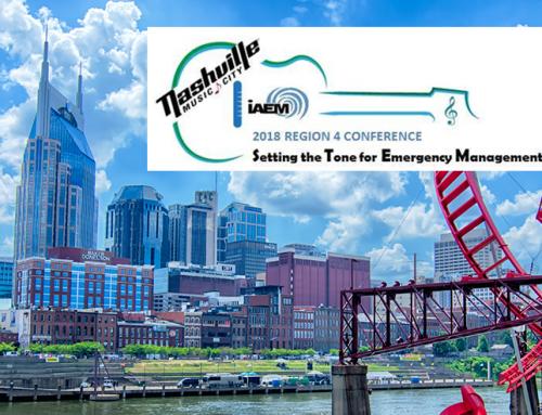 BOLDplanning Welcomes IAEM-USA 2018 Region 4 Conference to Nashville
