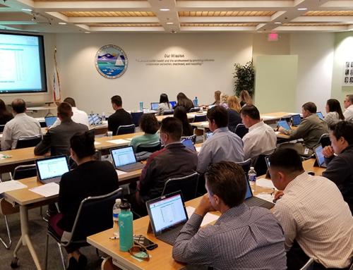 Orange County Sanitation District (OCSD) Works to Finalize its Preparedness Plan
