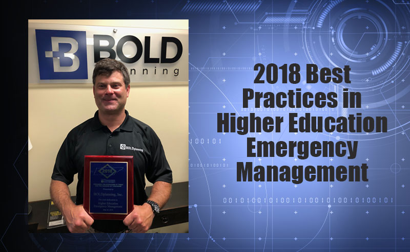 Fulton Wold Receives Award from Educators - Emergency Management