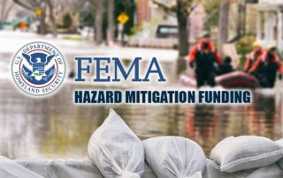 FEMA announces new PDM and FMA grant funds.