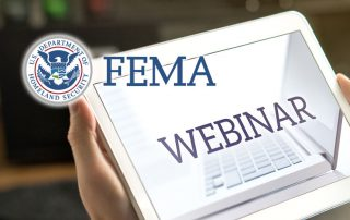 FEMA Hosts HMP Webinar