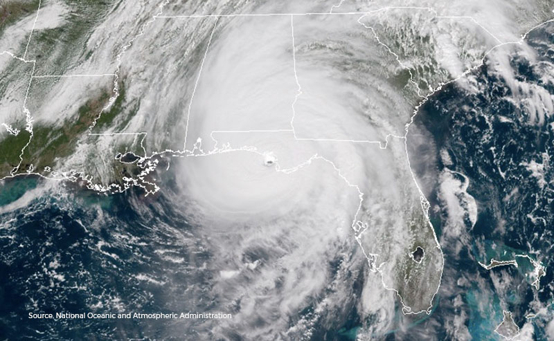 Hurricane Michael - Florida