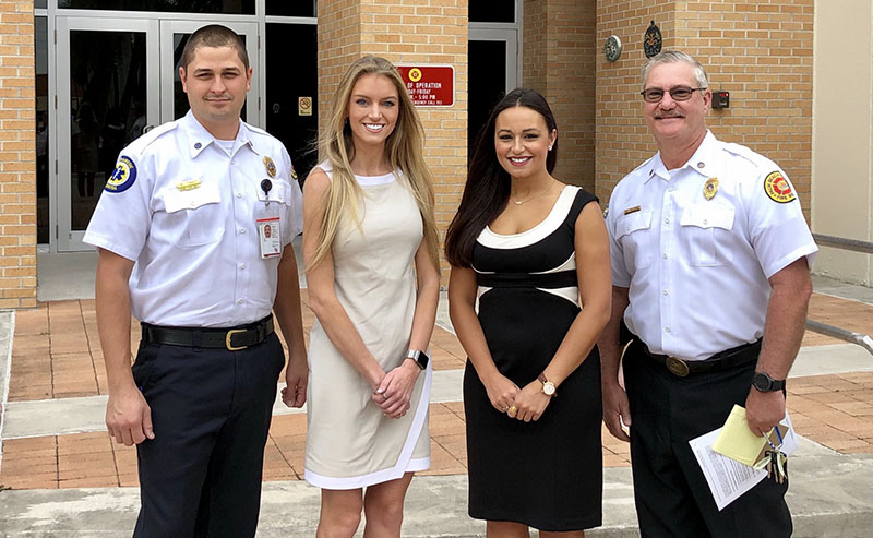 Palm Beach County Fire Department Preparedness with BOLDplanning