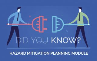 Did You Know about BOLDplanning's Hazard Mitigation Planning Module?
