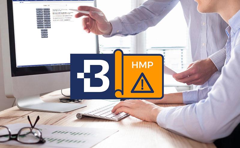 BOLDplanning's HMP Module