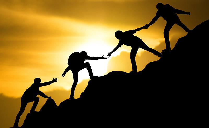 Resilience Takes Teamwork