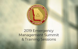 Emergency Management Association of Georgia Summit