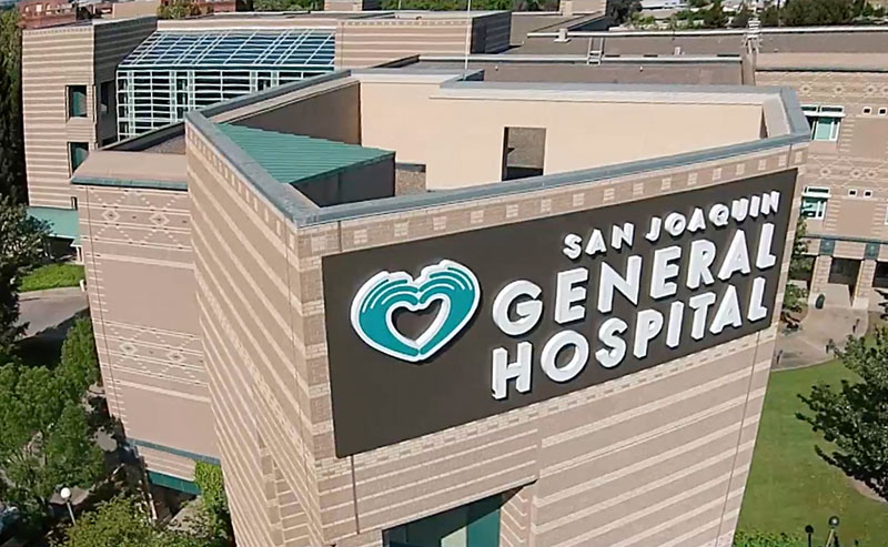 San Joaquin General Hospital COOP Continuity Plan