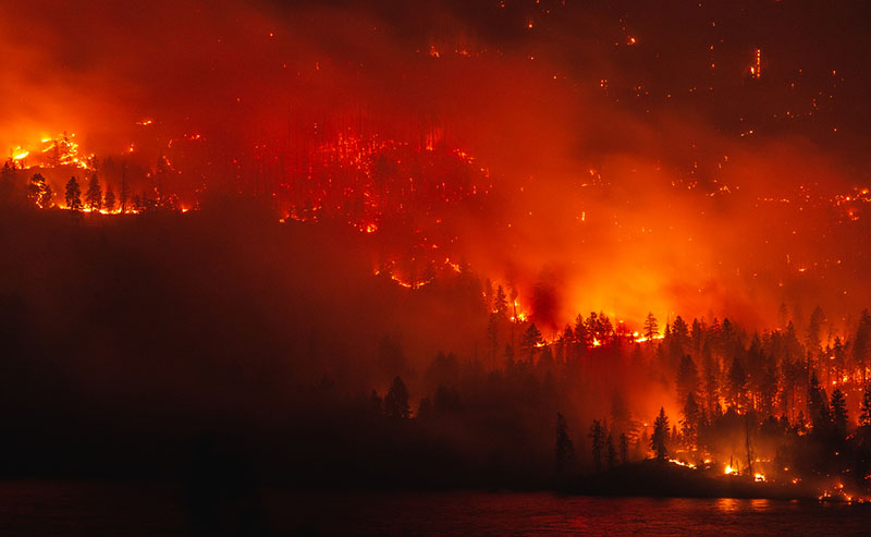 Wildfire Risk Continues, New FEMA Aid Now Available