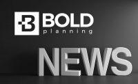 BOLDplanning News