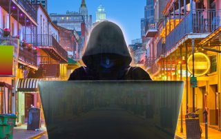 Cyber Attack in New Orleans