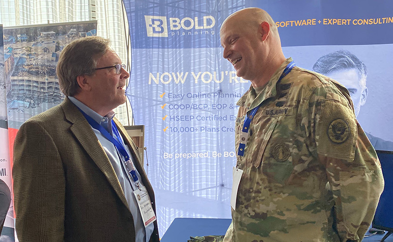 BOLDplanning Participates in 2020 New York State Emergency Management Association Conference